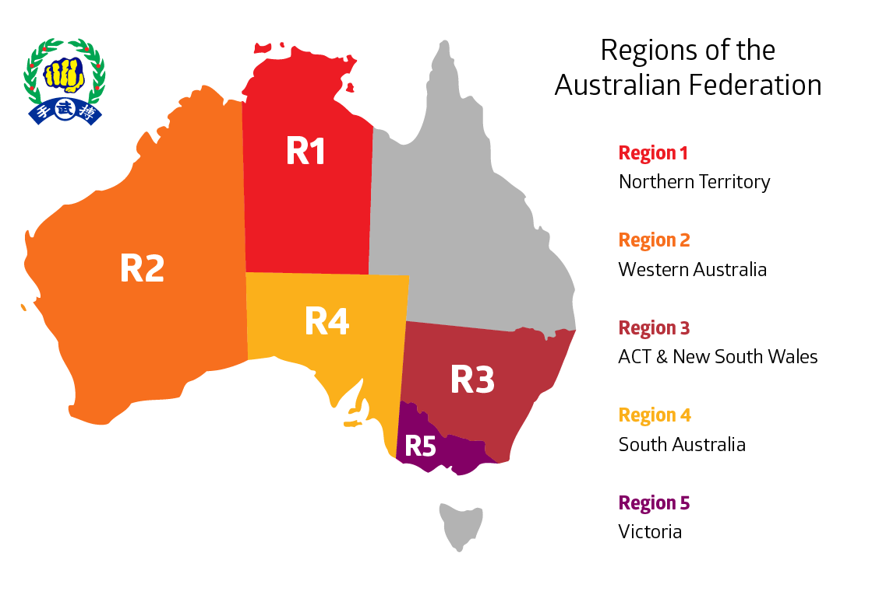 Australian Regions